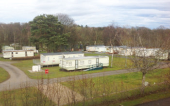 Turriff Caravan Park Board View
